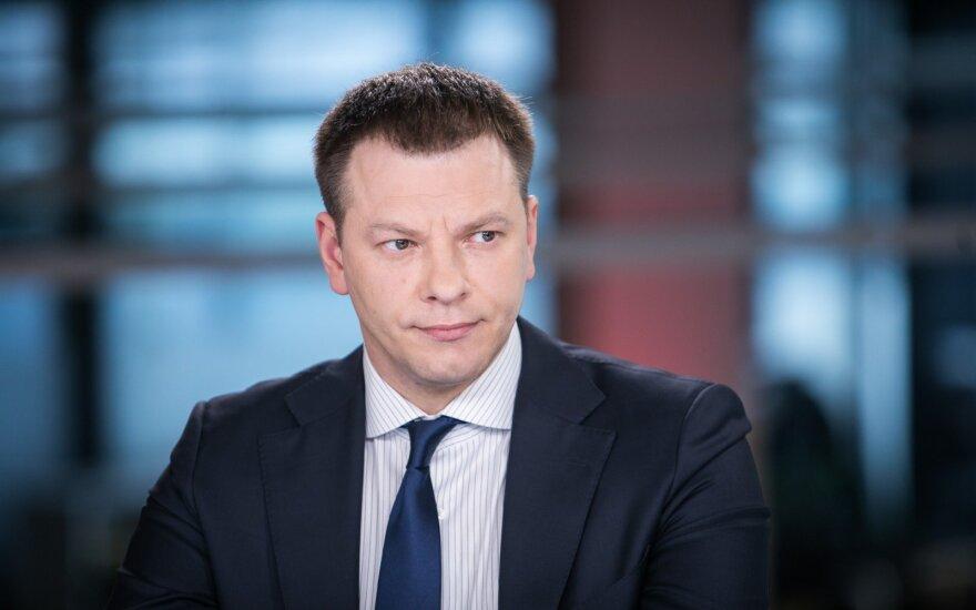 Susitikime su Nyderlandų finansų ministru aptartos bendradarbiavimo galimybės