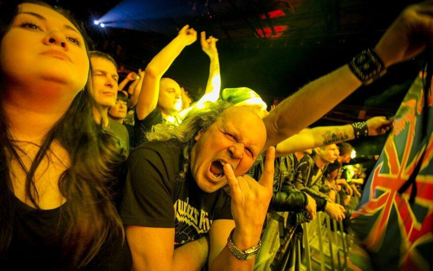 """Judas Priest"" koncertas"