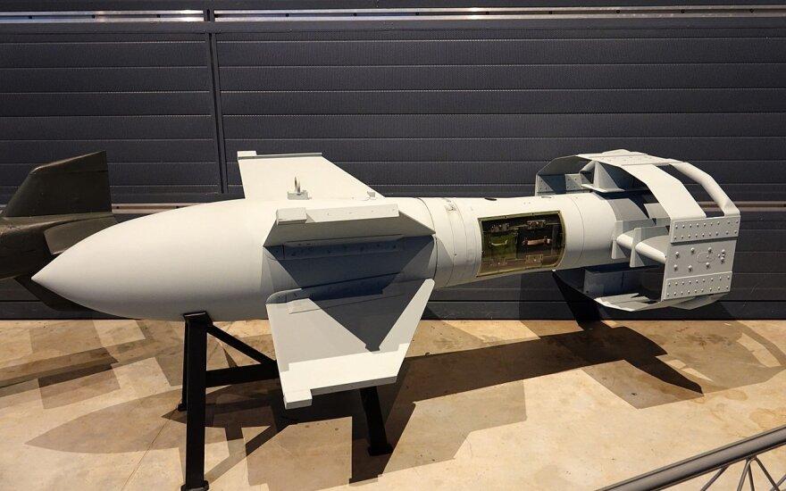 Sklendžianti bomba Fritz X