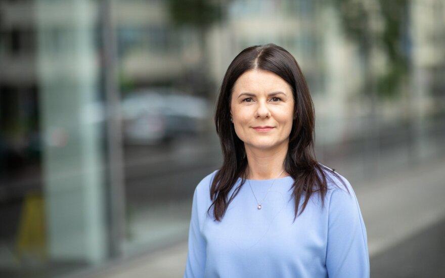 Sonata Gutauskaitė-Bubnelienė tapo SEB banko valdybos nare