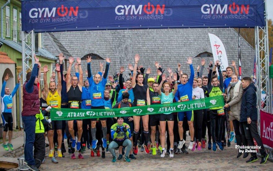 Lietuvos bėgimo taurės etapas Rumšiškėse