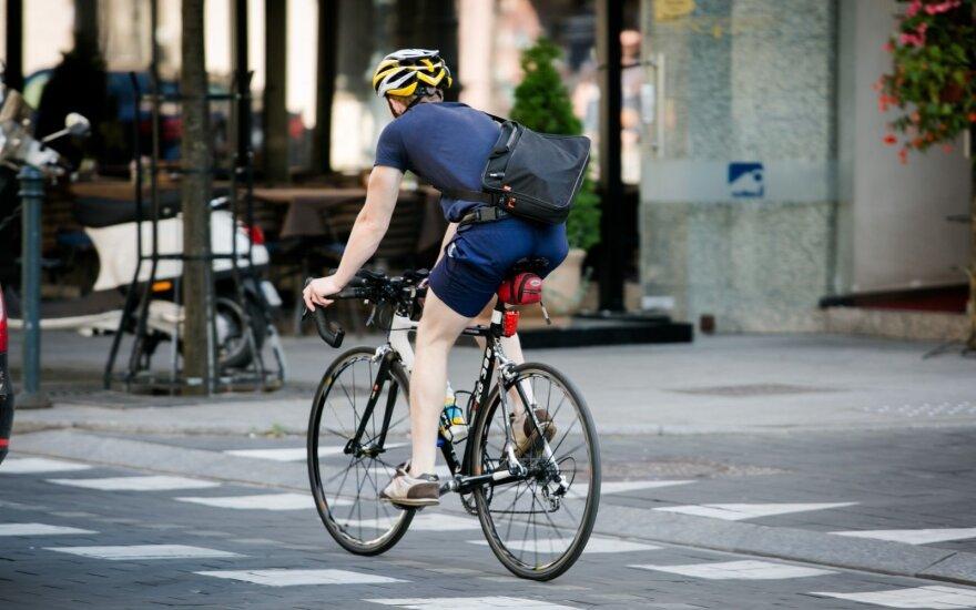 Kauniečiai dviračius viešuoju vešis nemokamai