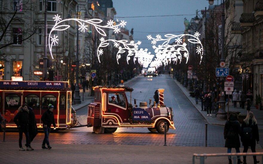 Norintys pasidžiaugti Kalėdų traukinuku turėtų paskubėti