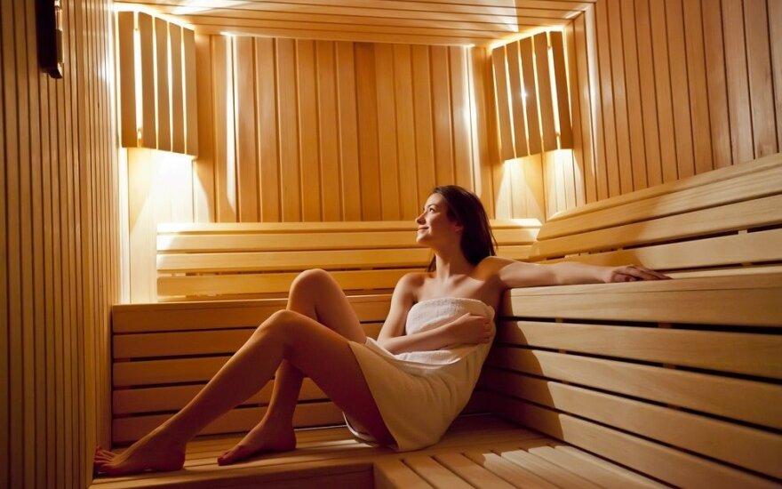 Suomiška sauna