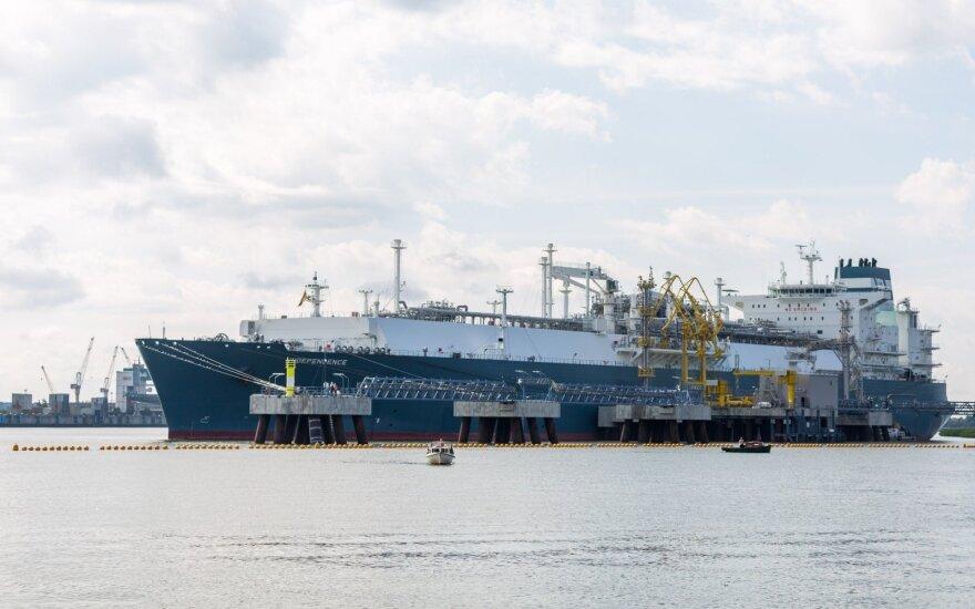 """Laivo """"Independence"""" ateitis: išpirkimas arba nuoma dar 10–20 metų"""
