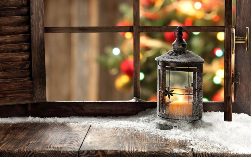 Konkursas! Po šių Kalėdų aš pradėjau tikėti stebuklais...