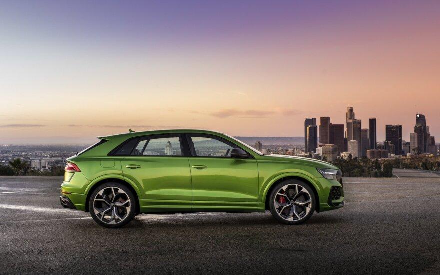 "Sportiškasis ""Audi RS Q8"""