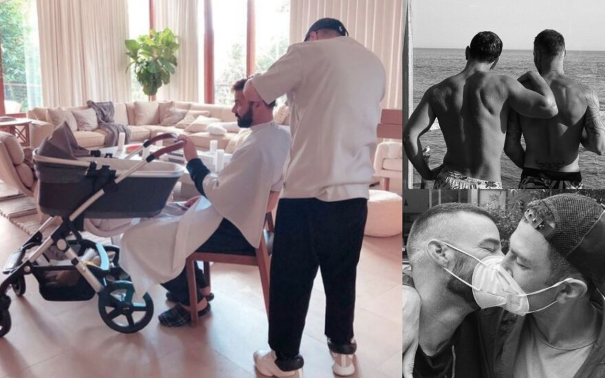 Ricky Martinas, Jwanas Yosefas