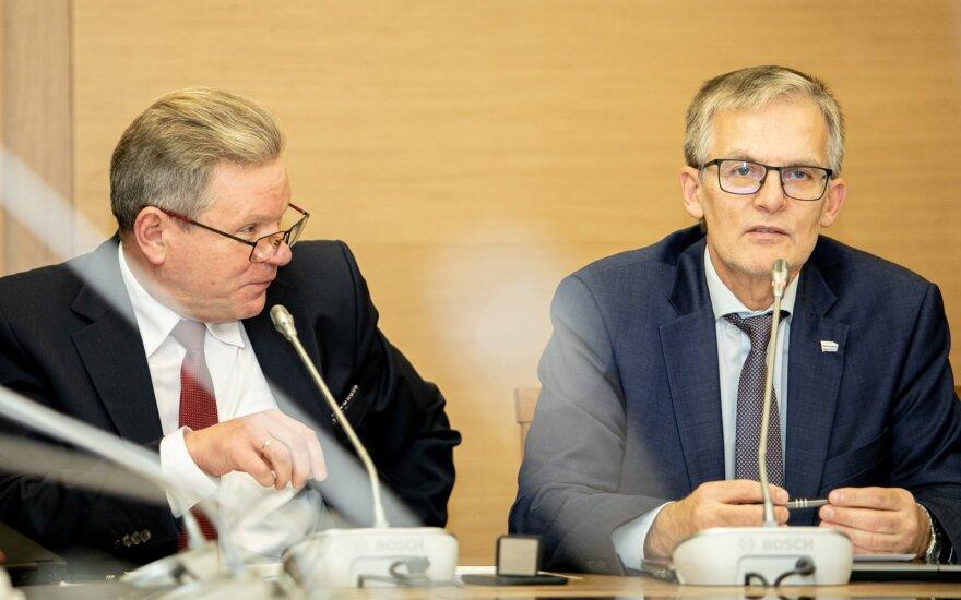 Opozicijai juoką keliantis Jaroslavas Narkevičius: ką čia bepridurti