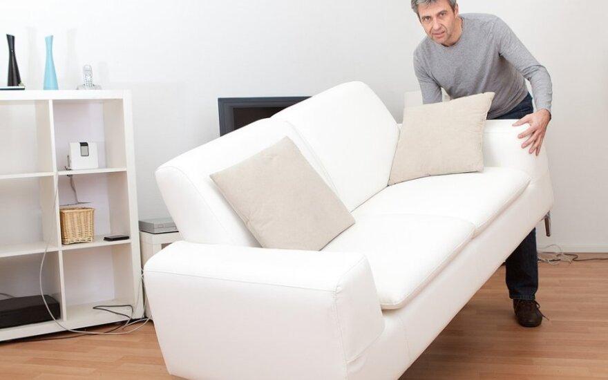 Specialistas pataria: ką daryti, jei įsigijote nekokybišką baldą