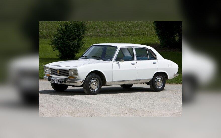 Peugeot 504 (1977 m.)
