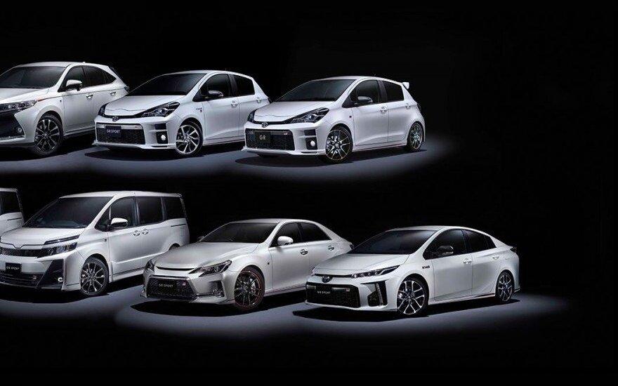"""Toyota"" GR linija"