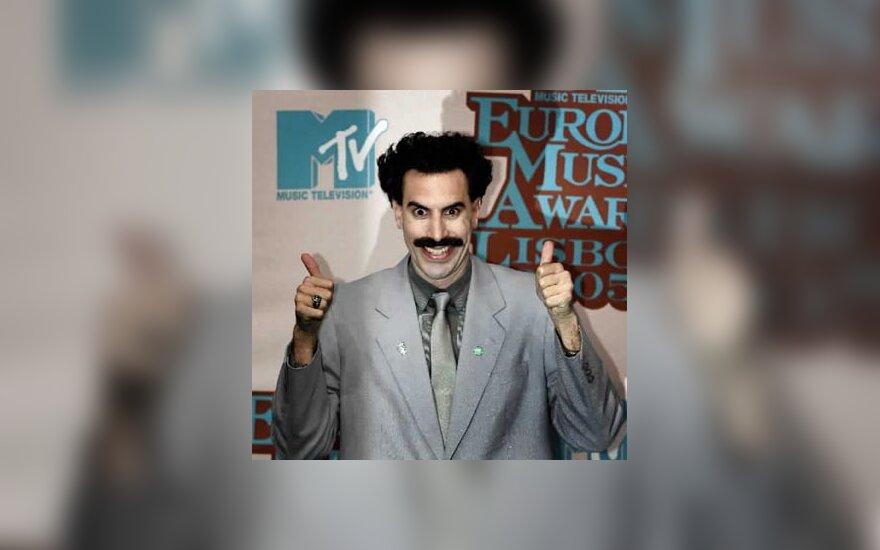 Sacha Baronas Cohenas - Boratas