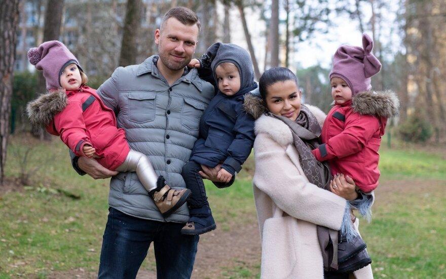 Simonos Lipnės šeima