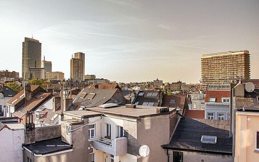 Lietuvių būstas Briuselyje