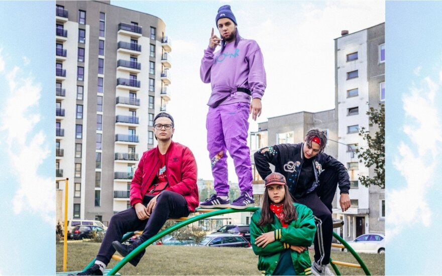 Flying Saucer Gang - FSG / Foto: Aistė Kirsnytė