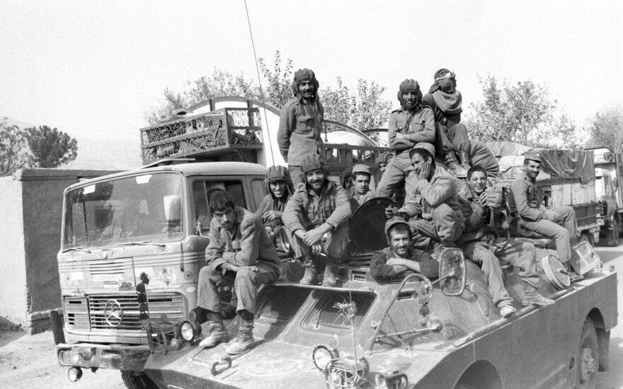 """Prieš tris dešimtmečius """"nušautas"""" sovietų karys rastas sveikas ir gyvas"""