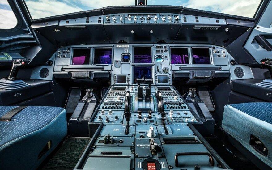 Piloto kabina