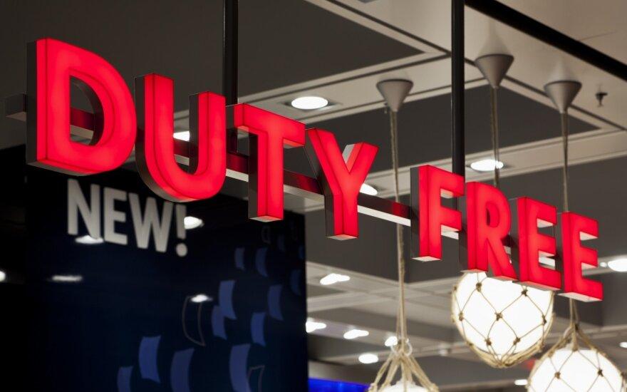 """Duty free"""