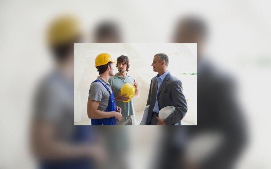 Augo statybų sektorius