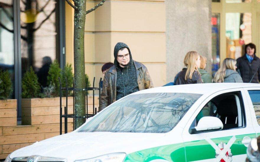Už pačiame Vilniaus centre sukeltą nemenką chaosą Emiliui Vėlyviui gresia nemalonumai