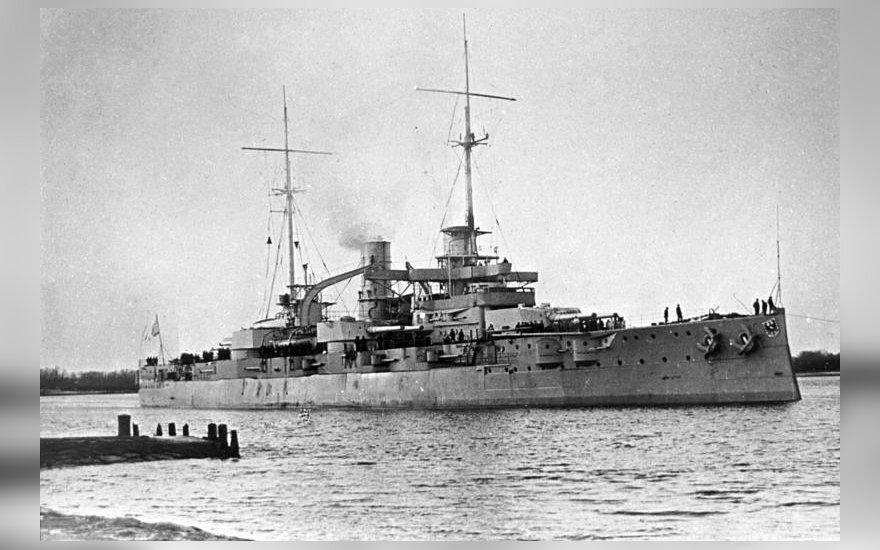 6 vokiečių torpedos, ir diena tapo bene juodžiausia visam Britanijos Karališkajam laivynui