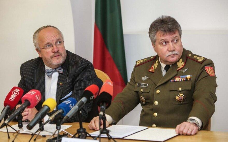 Juozas Olekas, Vytautas Jonas Žukas