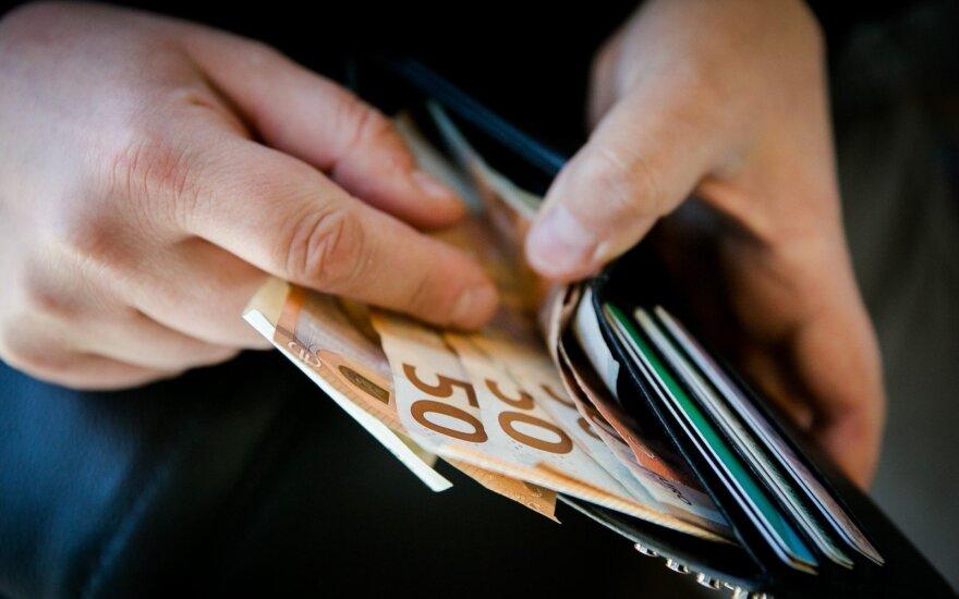 Galutinis sprendimas: vaiko pinigai augs nuo Naujųjų