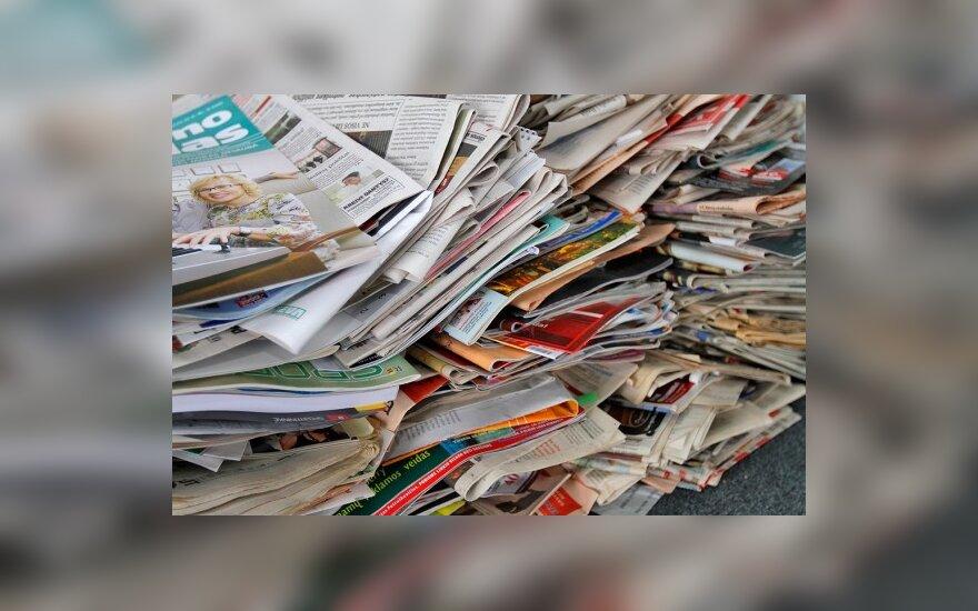 Baltarusijos žurnalistams uždrausta vadintis spauda