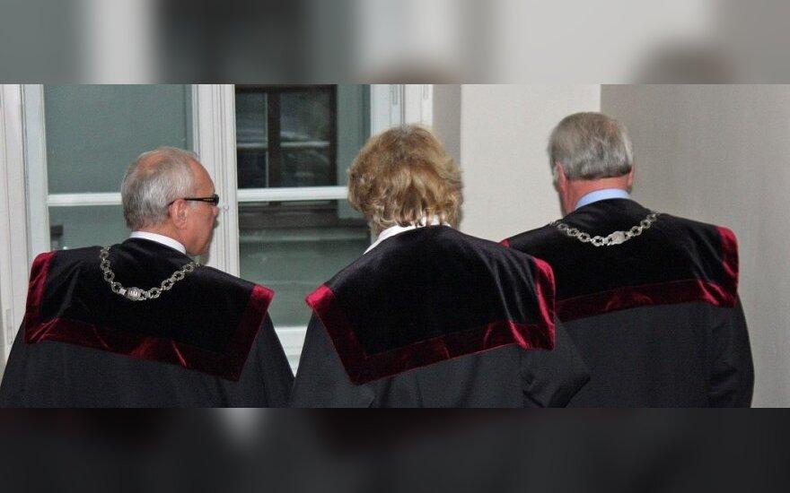 Teismui perduota dar viena iš teisėjų korupcijos tyrimo atskirta byla