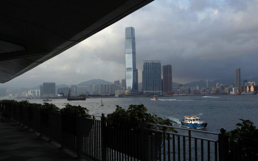 Aukščiausias viešbutis Honkonge