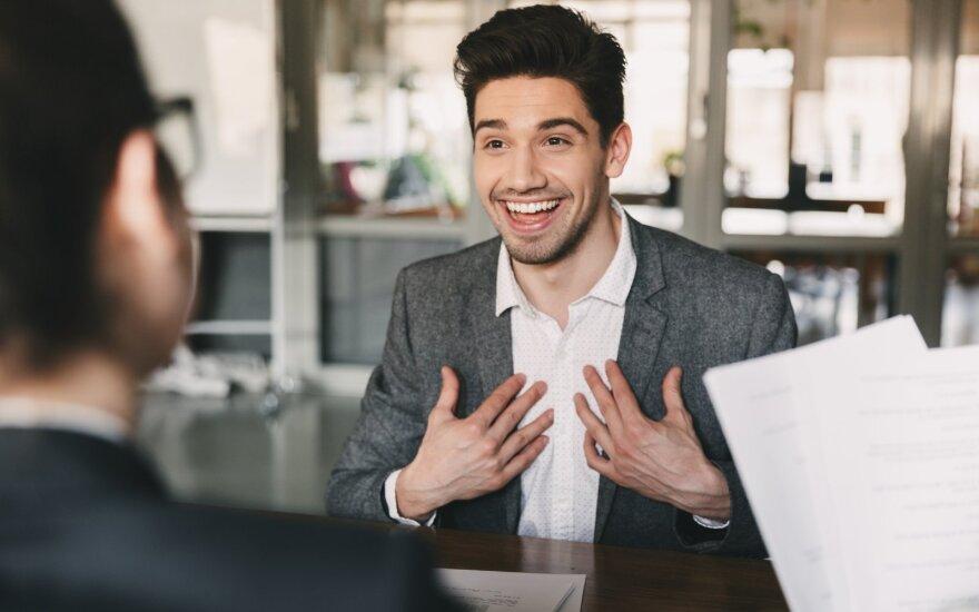 Atrankų specialistė: kaip paruošti CV, kuris patrauktų darbdavio dėmesį – dažnai neįvertiname vienos svarbios detalės