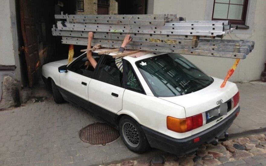 Lietuviškas krovinio vežimas