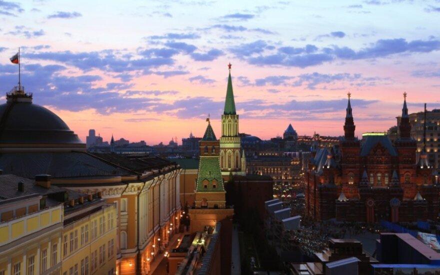 A. Illarionovas: Rusija atskleidė didžiausius savo priešus