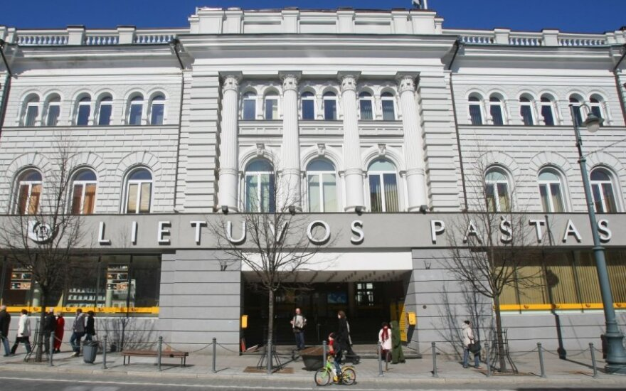 Parduodami Vilniaus, Kauno ir Klaipėdos centrinių paštų pastatai