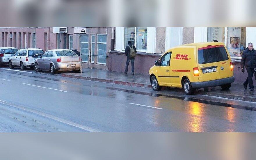 Vilniuje, Pylimo g. 2012-01-13