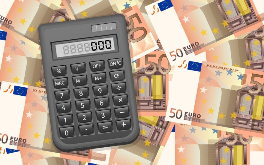 Lithuanian municipalities' revenues €80m higher in 2015