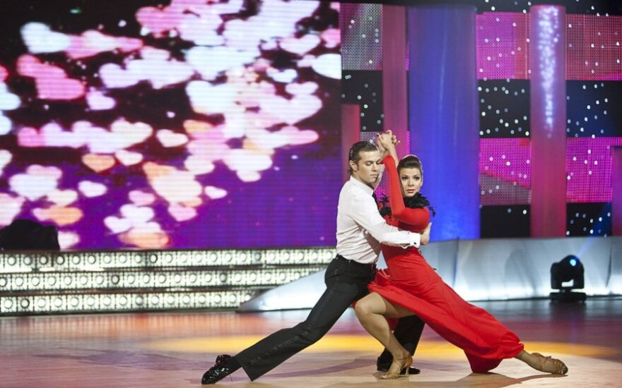Karolina Liukaitytė ir Dainius Dimša