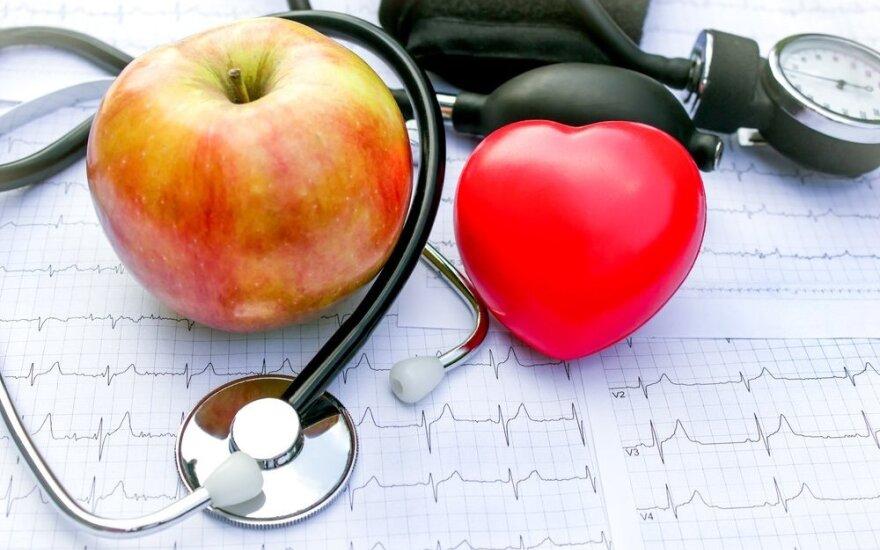 Didysis savijautos testas internete padės nustatyti sveikatos būklę