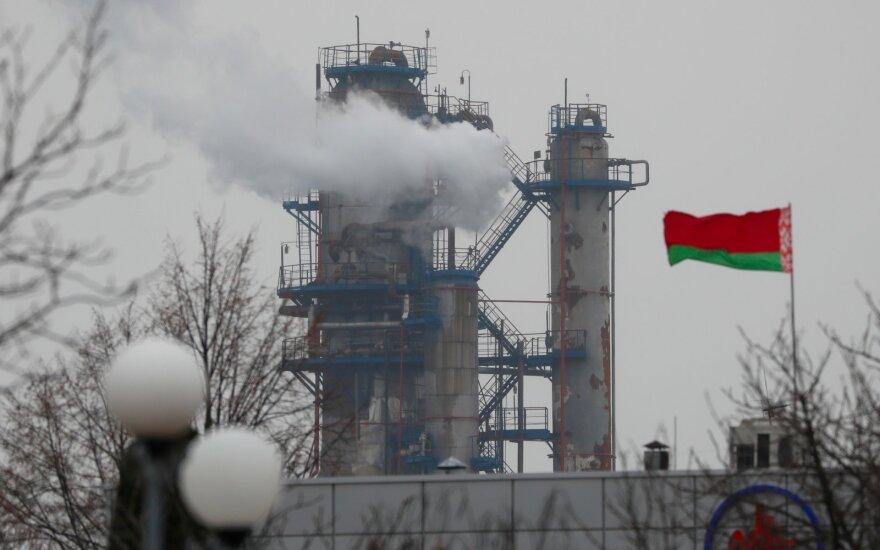 Baltarusija išsiuntė naftos importo pasiūlymus