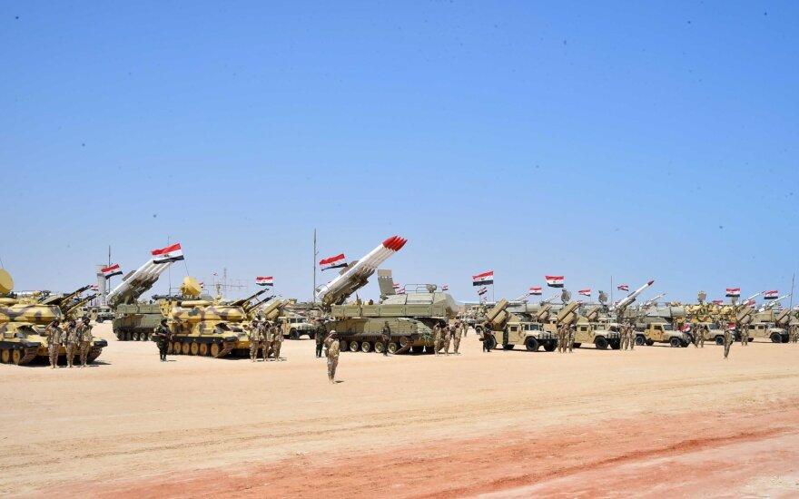 Egipto kariuomenė