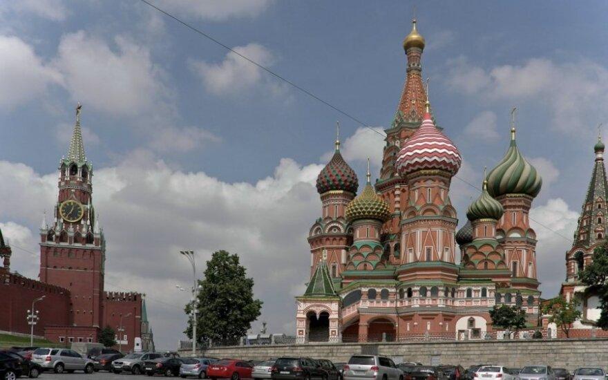 Rusija skundžiasi Šaltojo karo nusistatymais derybose dėl ES vizų