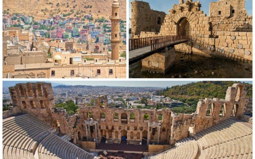 Seniausi miestai