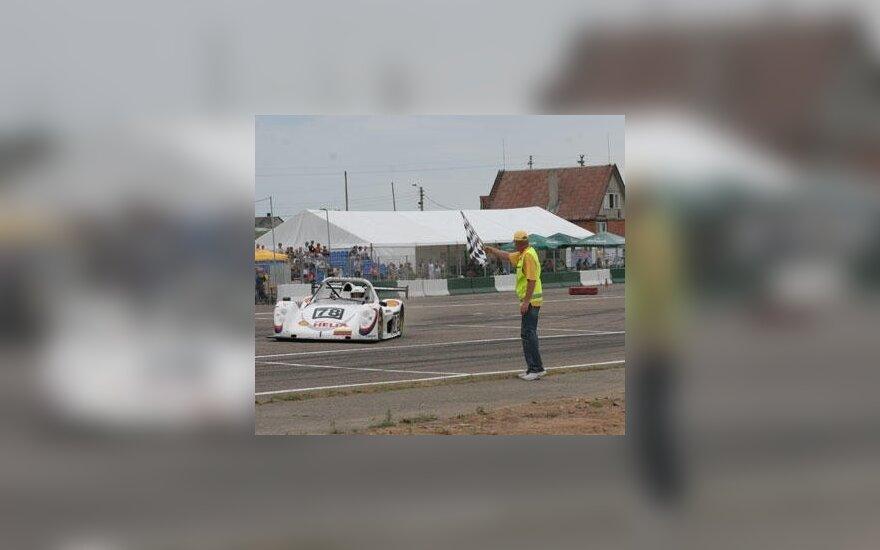 Vokietijos ilgų nuotolių lenktynių čempionate – lietuvio sėkmė