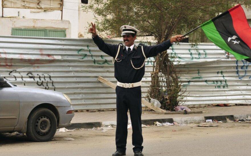 Bus pristatyta naujoji Libijos vyriausybė