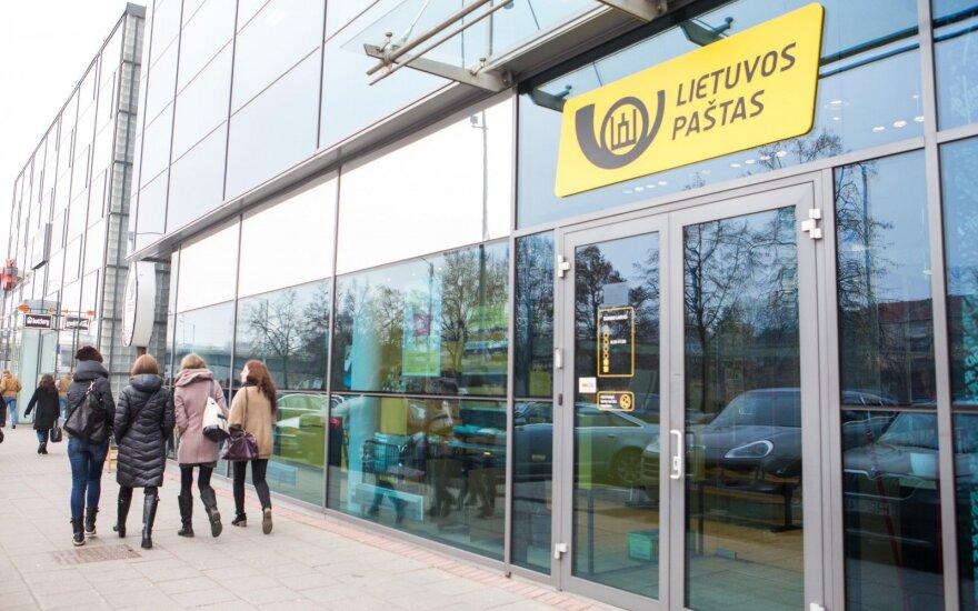Lietuvos paštas nebeteiks kai kurių paslaugų
