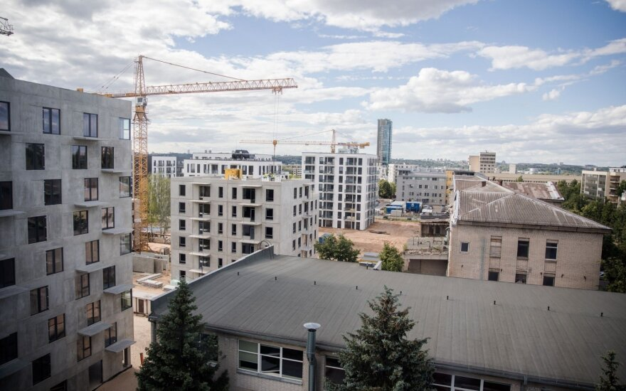 Vilniaus loftų posūkis: centre beveik viską išpirko, teks ieškoti kitur