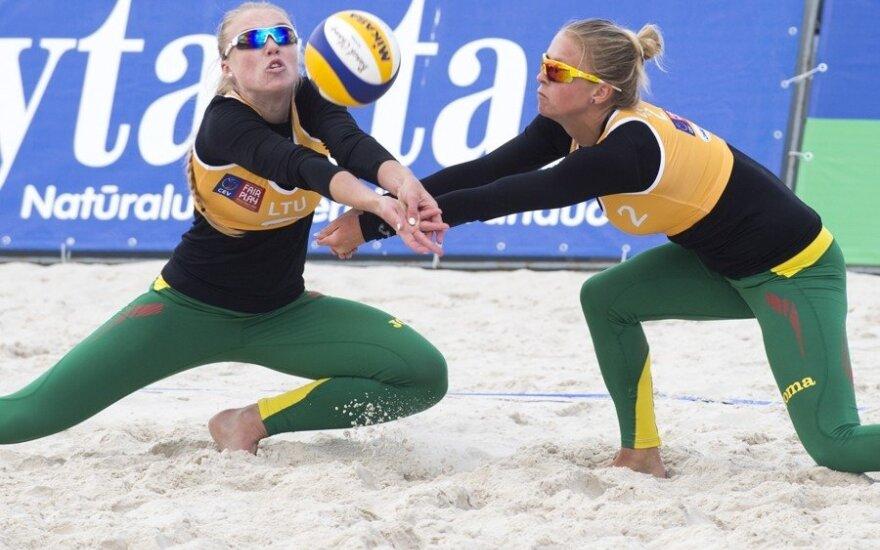 Lietuvos tinklininkų mūšiai Europos Kontinentinės taurės varžybose Vilniuje