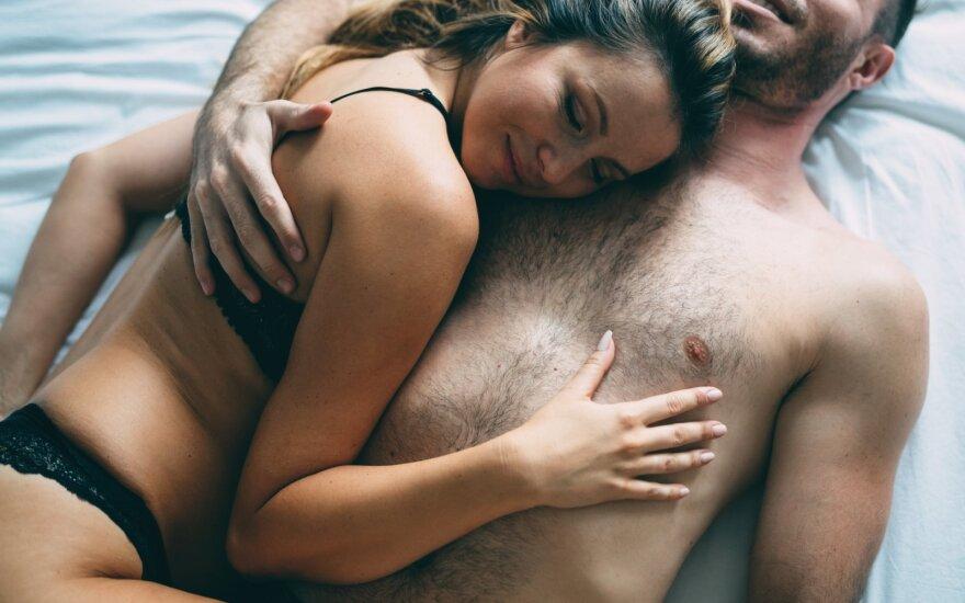 Ar seksas gali sustiprinti imuninę sistemą?