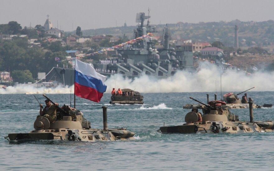 ES ruošiasi pratęsti sankcijas Rusijai dėl Krymo aneksijos